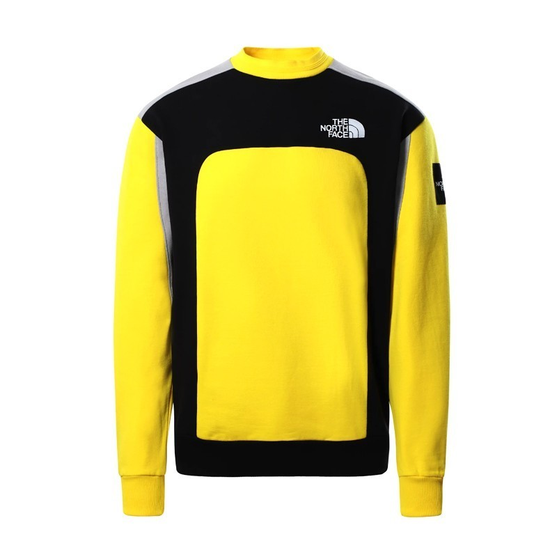 The north face bb cut sew crew NF0A55IARR81 - Hype Streetwear & Sneakers