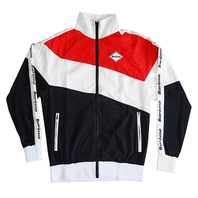 Barème Faleh Jacket Black Red