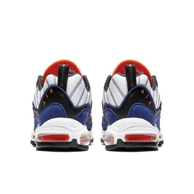 Nike Air Max 98 White Royal Blue CD1536 100