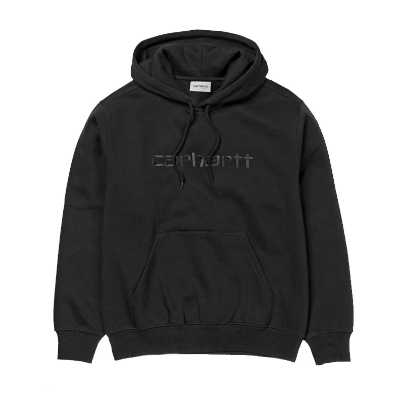 Carhartt Wip Hooded Black Black I027093.89.91.03