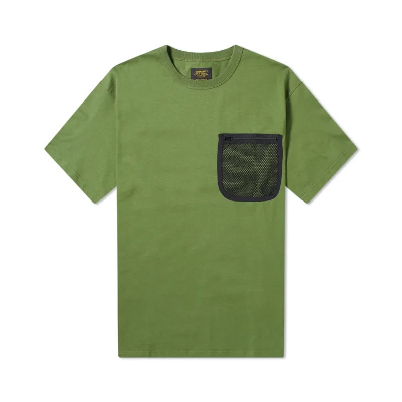 Carhartt WIP Military Mesh Pocket Tee i027729 667