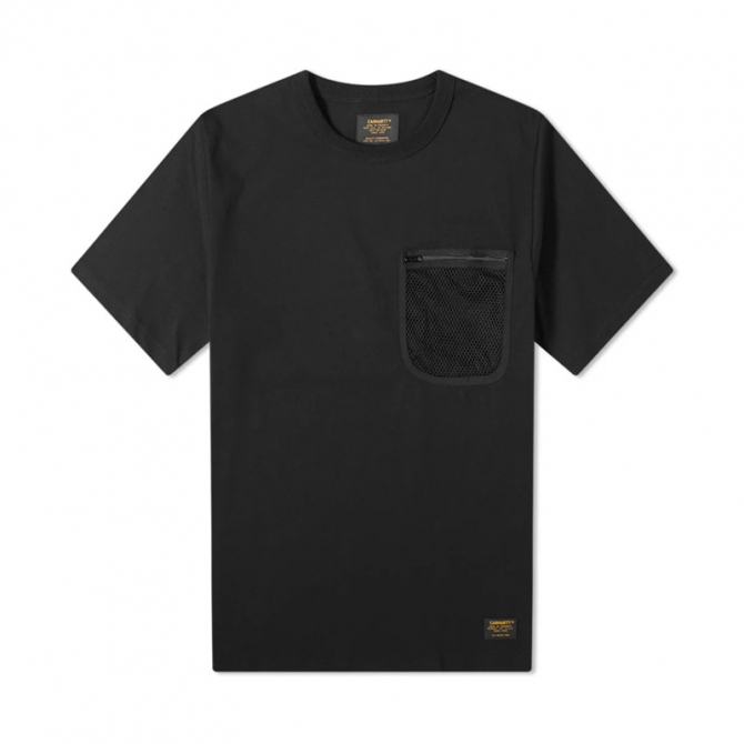 Carhartt WIP Military Mesh Pocket Tee i027729 89