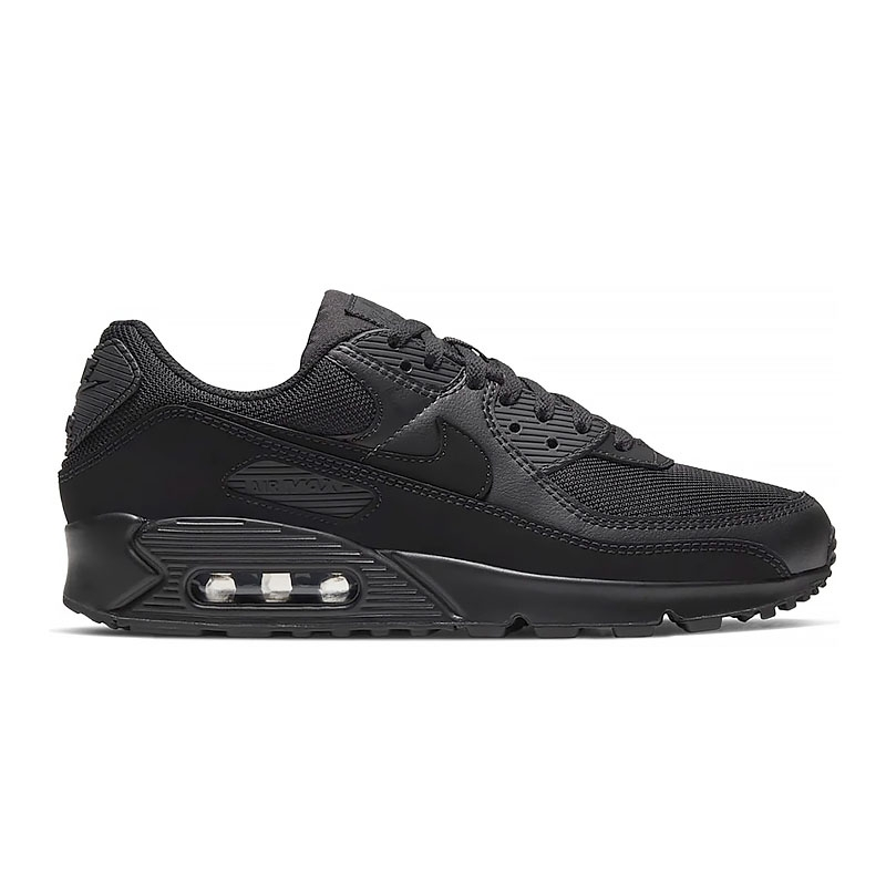 Nike Air Max 90 Recraft Triple Black CN8490 003