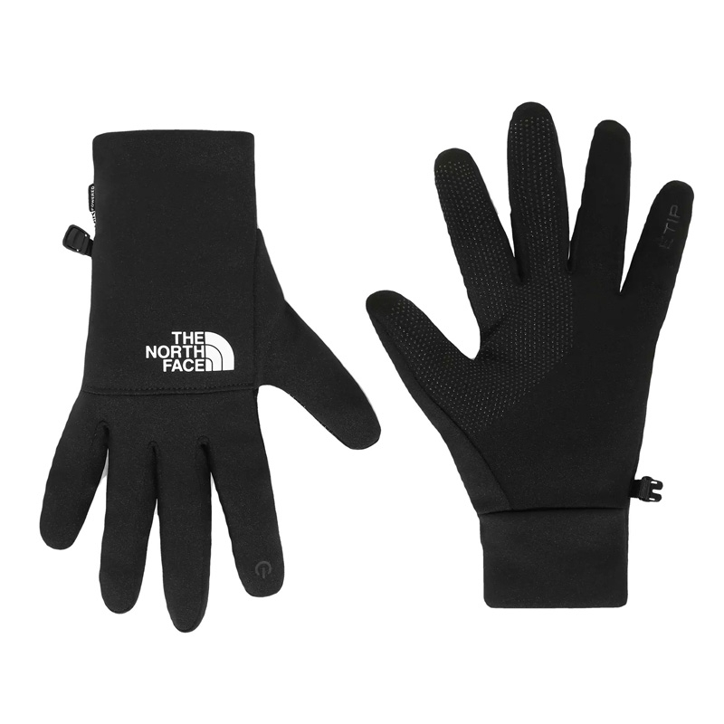 The North Face Etip Recycled Glove TNF Black NF0A4SHAKY4
