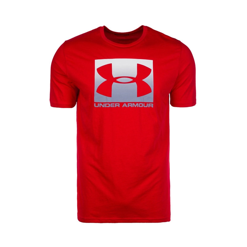 Tee-shirt Under Armour UA BOXED SPORTSTYLE SS 1329581 600