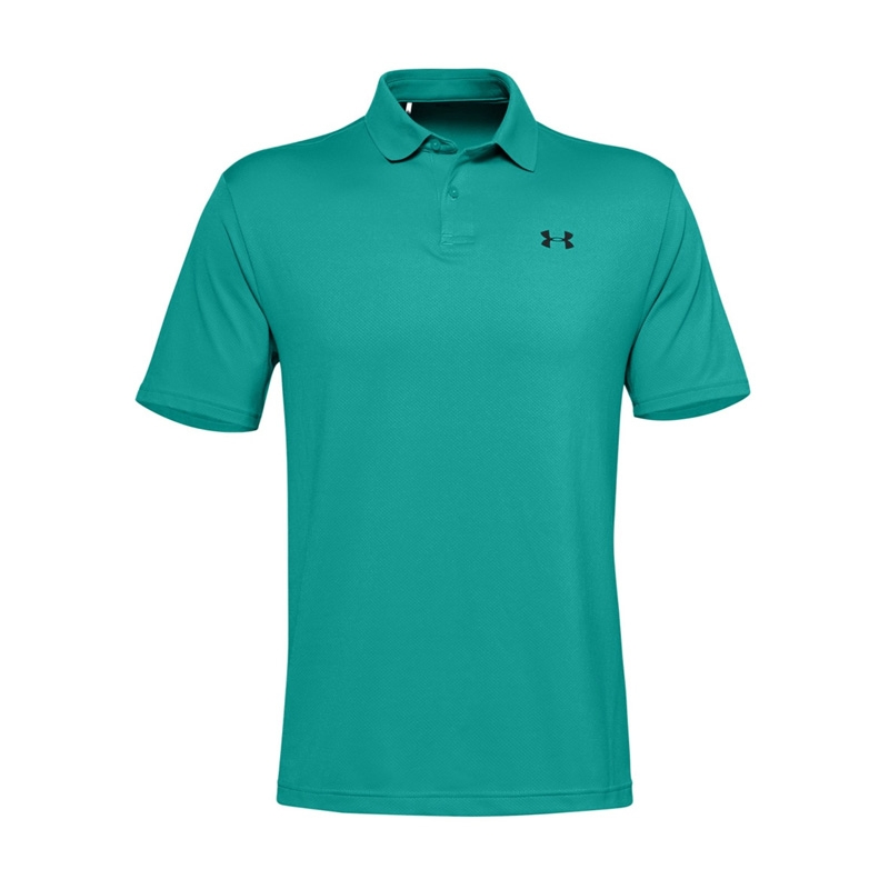 Polo Under Armour PERFORMANCE TEXTURED 1342080-561