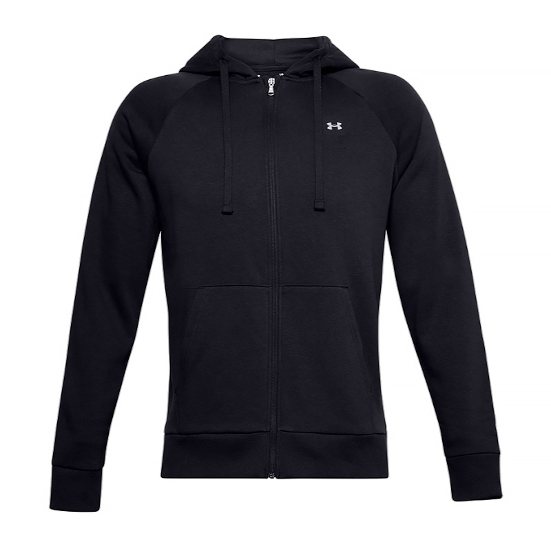 Under Armour Rival Fleece FZ Hoodie 1357111-001