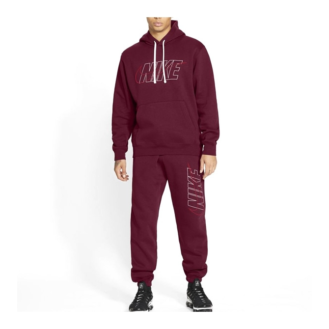 Nike Fleece Ensemble de survêtement à capuche CU4323 638