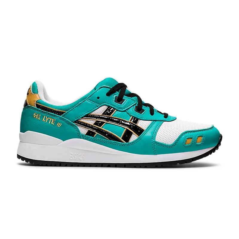 ASICS Gel Lyte III OG Baltic Jewel Black 1201A180 300