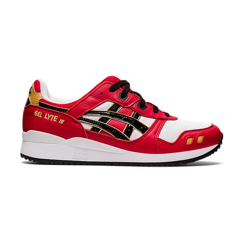 ASICS Gel Lyte III OG Classic Red/Black 1201A180 600