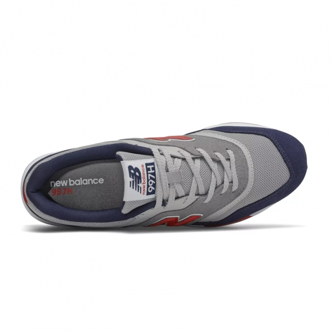 New Balance 997 Navy Blue/ Grey cm997hvr