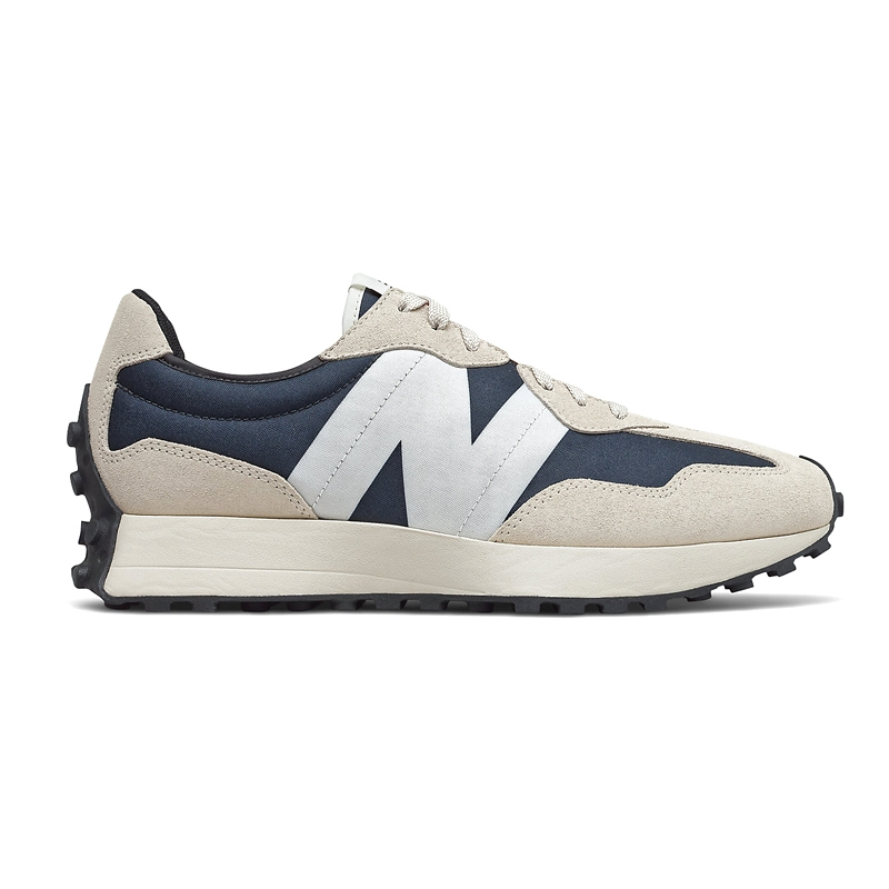 New Balance - 327 - Outerspace with Light Grey MS327IA