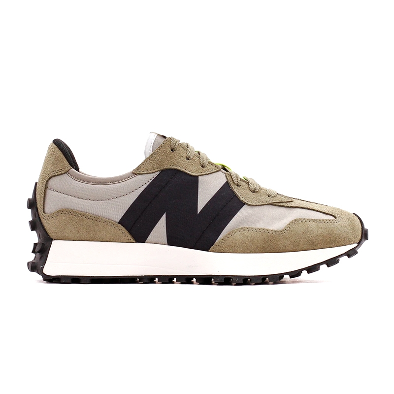 New Balance Men 327 Aluminum MS327IB